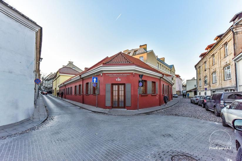 3-room apartment for rent in Vilnius Old Town Castle Street Apartment - 24