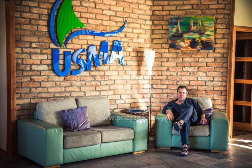 SPA and campsite USMA - 3