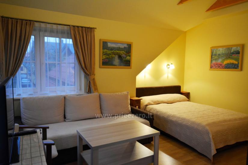 Vila Liepa - przytulne pokoje do wynajęcia w Birstonas na Litwie - 3