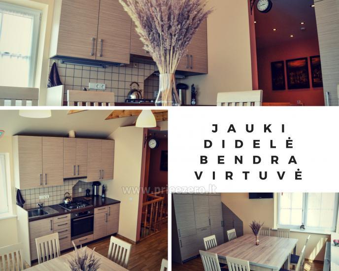 Vila Liepa - przytulne pokoje do wynajęcia w Birstonas na Litwie - 7