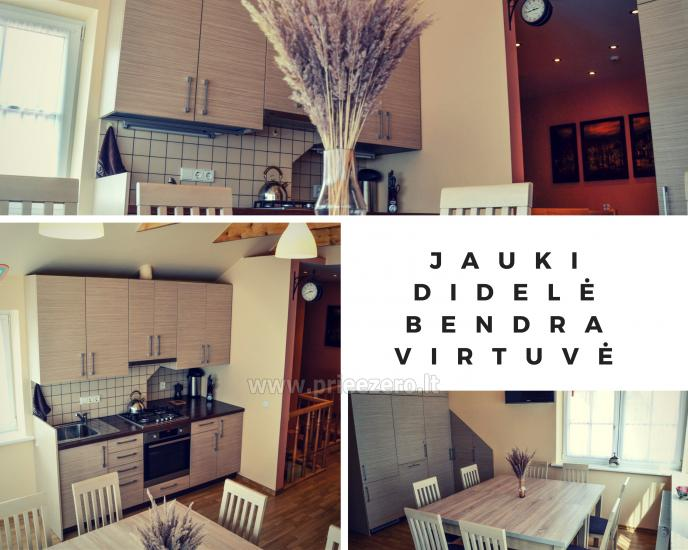 Vila Liepa - cozy rooms for rent in Birstonas, in Lithuania - 8