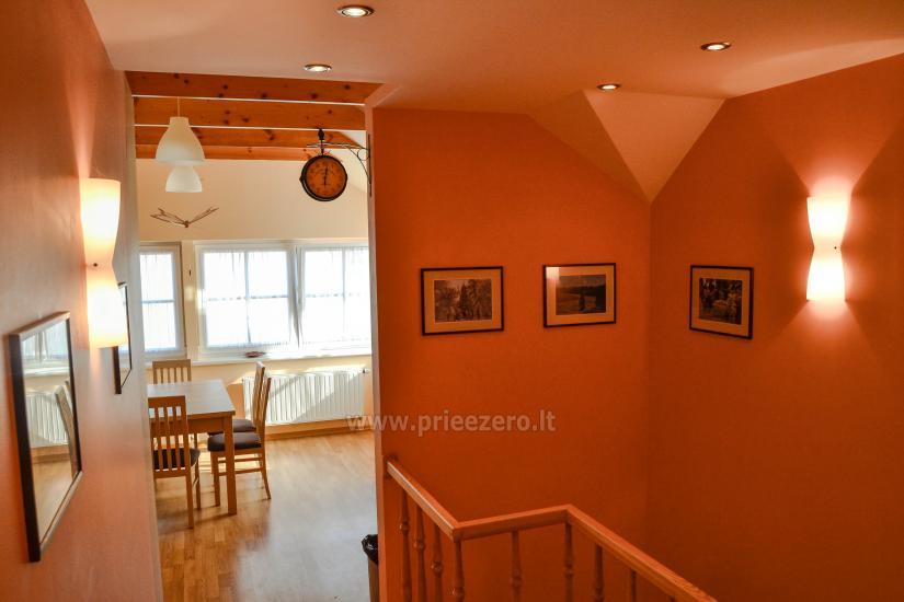 Vila Liepa - przytulne pokoje do wynajęcia w Birstonas na Litwie - 8