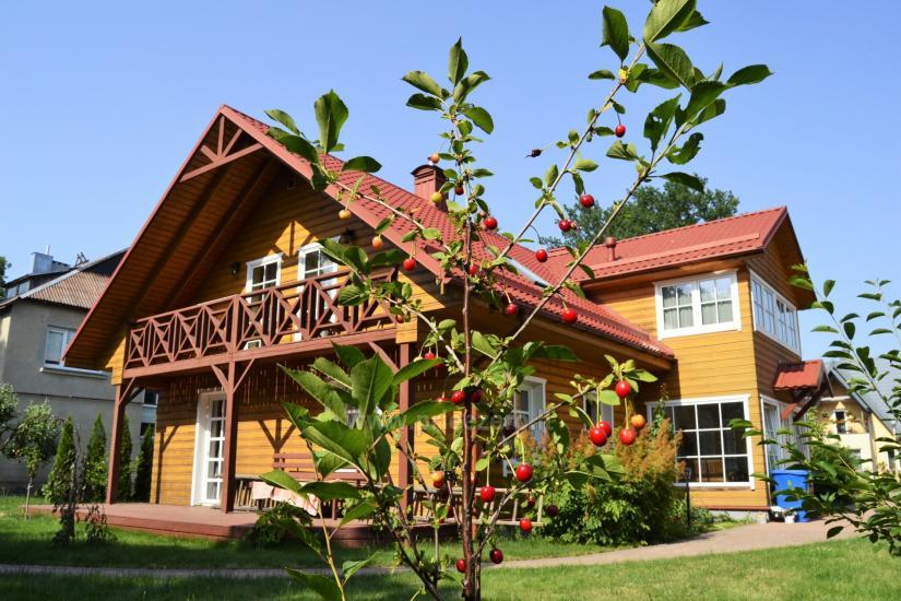 Vila Liepa - przytulne pokoje do wynajęcia w Birstonas na Litwie - 1