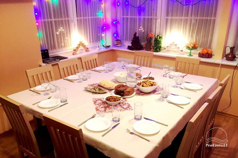 Vila Liepa - przytulne pokoje do wynajęcia w Birstonas na Litwie - 4