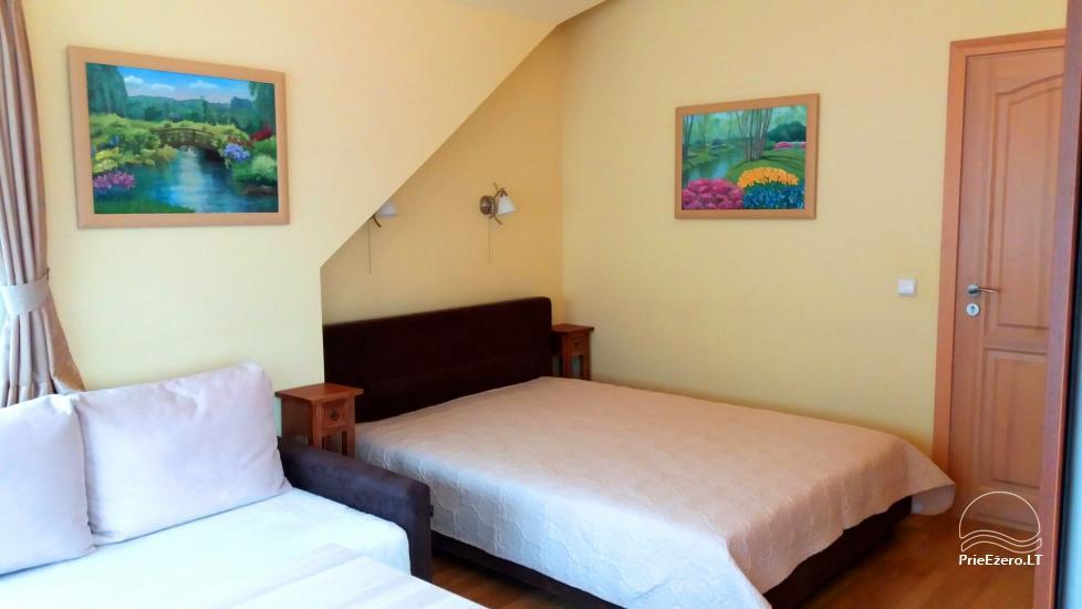 Vila Liepa - przytulne pokoje do wynajęcia w Birstonas na Litwie - 10