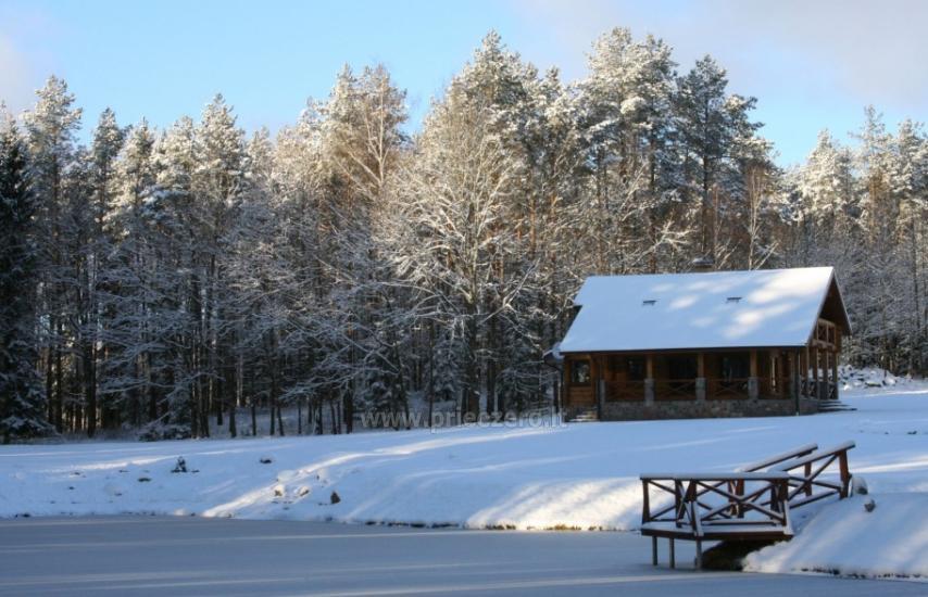 Усадьба cельского туризма  Золотой дуб недалеко от Вильнюса - 14