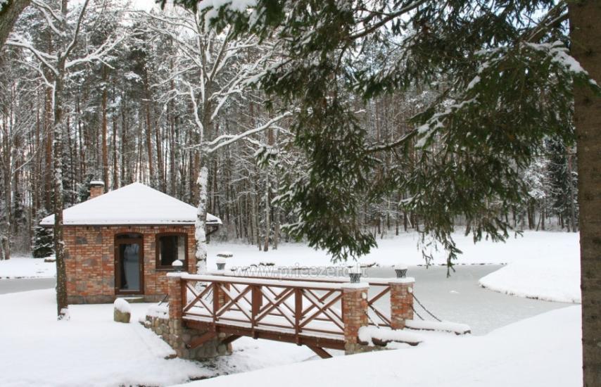Усадьба cельского туризма  Золотой дуб недалеко от Вильнюса - 16