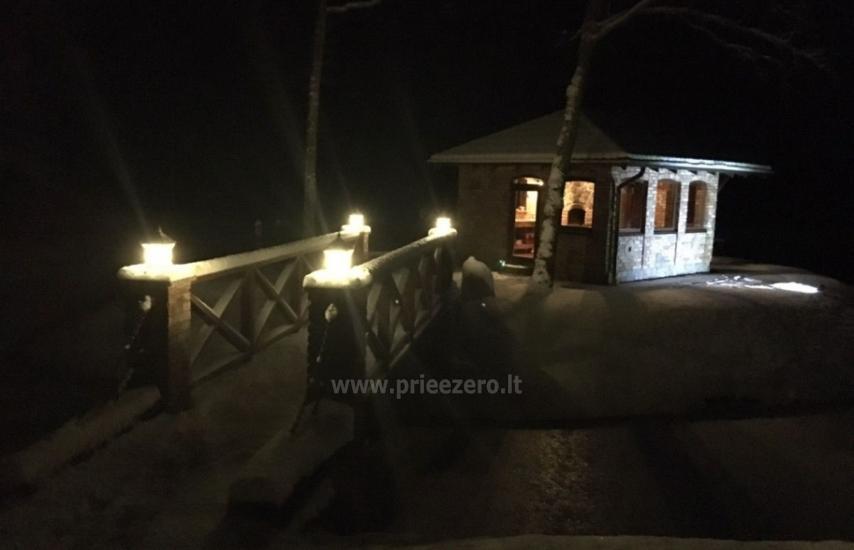 Усадьба cельского туризма  Золотой дуб недалеко от Вильнюса - 19