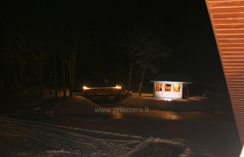 Усадьба cельского туризма  Золотой дуб недалеко от Вильнюса - 20