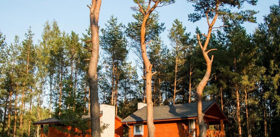 Отдых в Кернаве - yсадьба возле Кернаве в Литве - 5