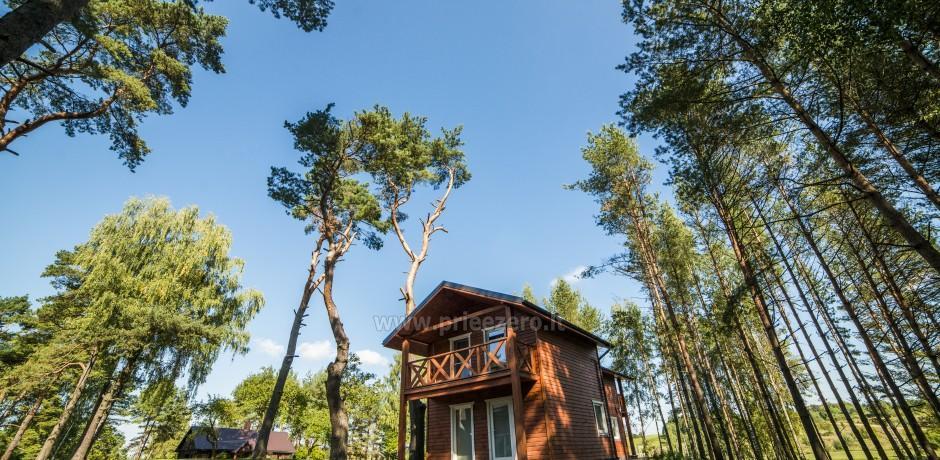 Отдых в Кернаве - yсадьба возле Кернаве в Литве - 6