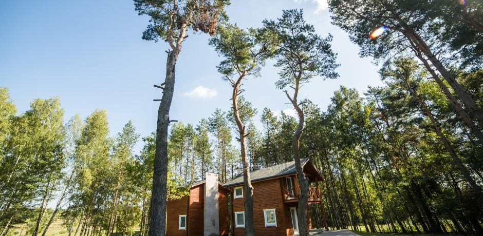 Отдых в Кернаве - yсадьба возле Кернаве в Литве - 7