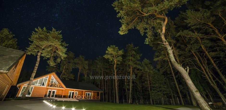Отдых в Кернаве - yсадьба возле Кернаве в Литве - 9