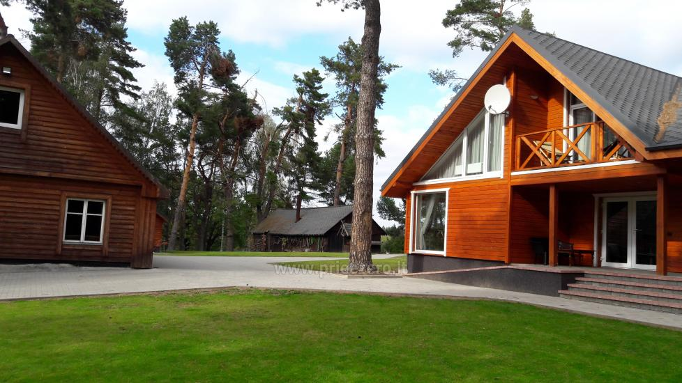 Отдых в Кернаве - yсадьба возле Кернаве в Литве - 2