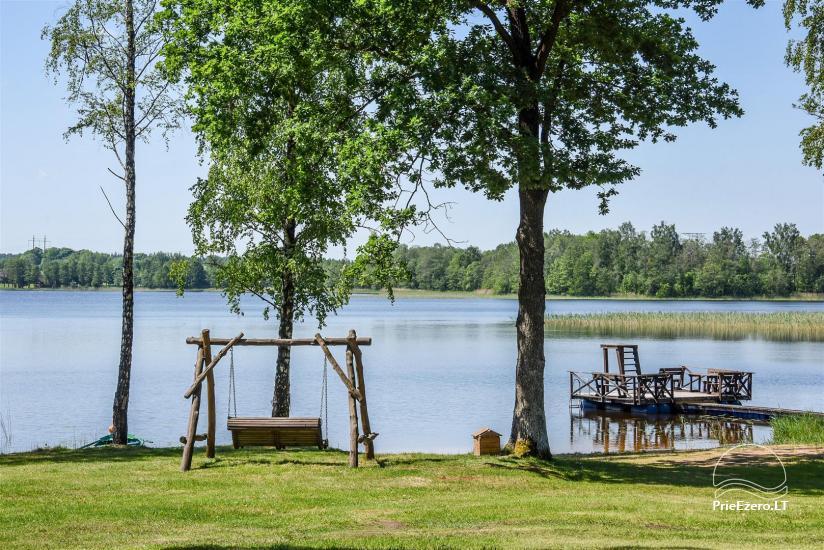 Yсадьба в области Молетай в Литве, недалеко от озера Duriai - 6