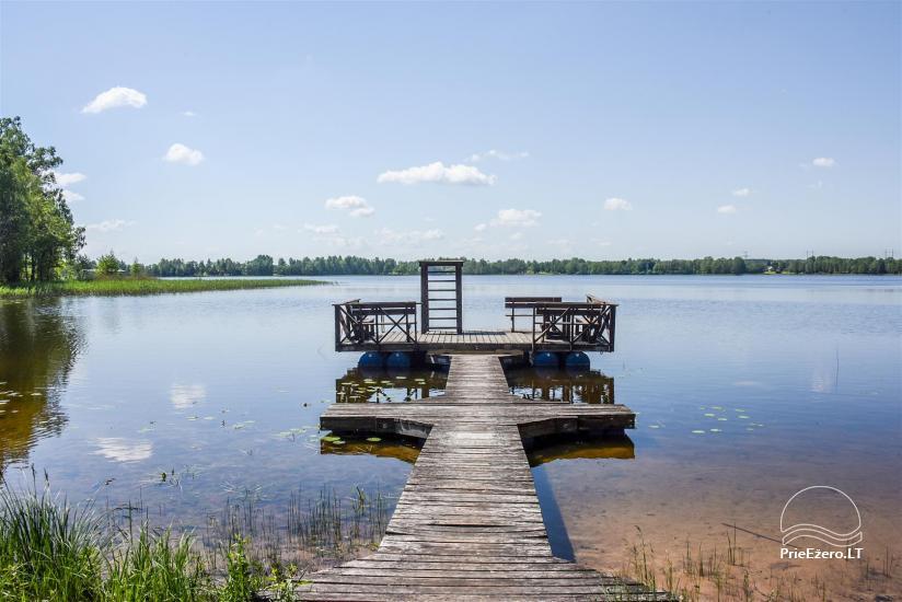 Yсадьба в области Молетай в Литве, недалеко от озера Duriai - 7