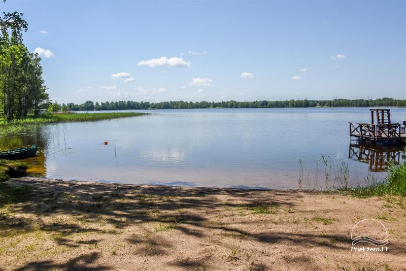 Yсадьба в области Молетай в Литве, недалеко от озера Duriai - 8