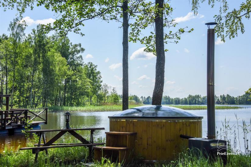 Yсадьба в области Молетай в Литве, недалеко от озера Duriai - 9