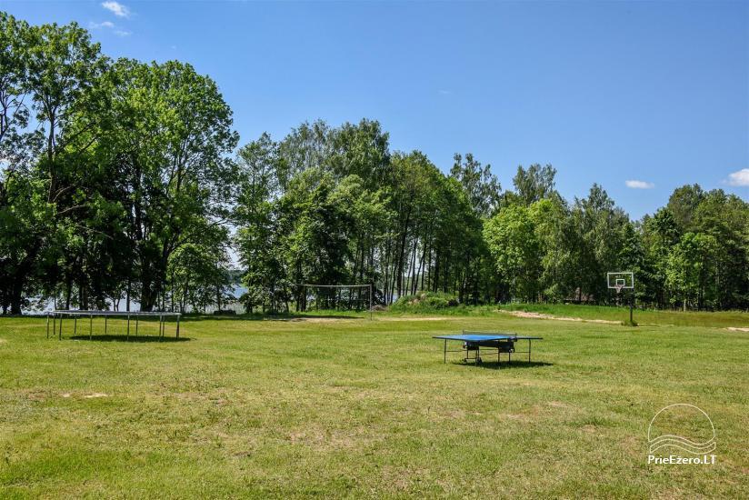 Yсадьба в области Молетай в Литве, недалеко от озера Duriai - 10