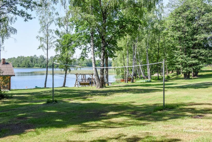 Yсадьба в области Молетай в Литве, недалеко от озера Duriai - 11