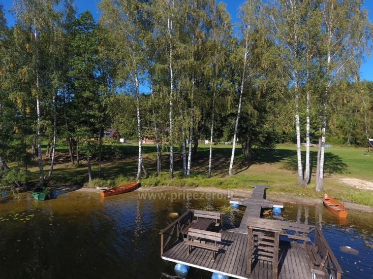 Yсадьба в области Молетай в Литве, недалеко от озера Duriai - 2
