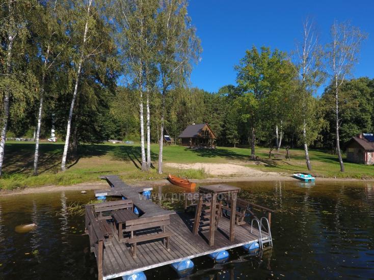 Yсадьба в области Молетай в Литве, недалеко от озера Duriai - 3