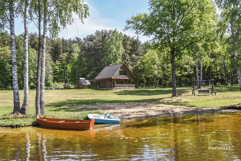 Yсадьба в области Молетай в Литве, недалеко от озера Duriai - 4