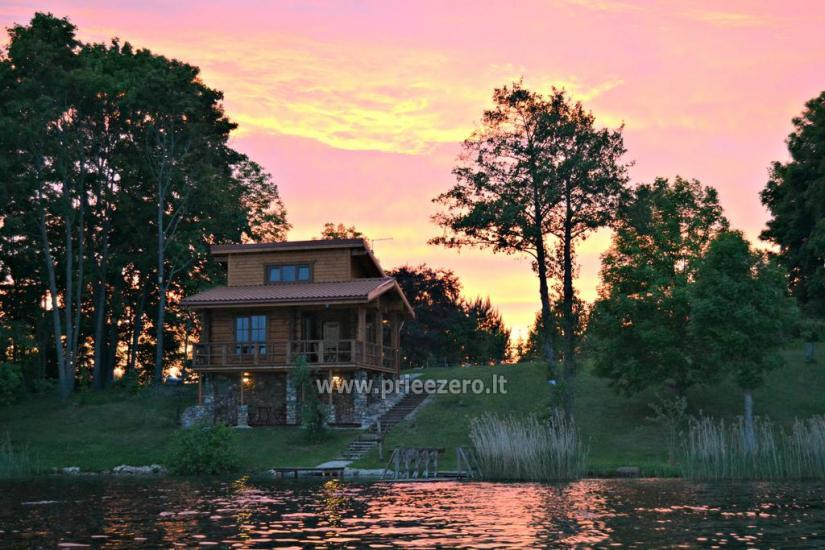 Holiday cottages - homesteads on the shore of Antalieptė lagoon Mekai - 1