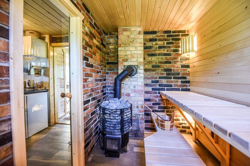 """Holiday cottage for 5 persons """"Mekų slėnis"""""""