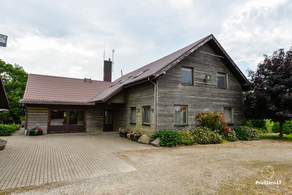 Wieś zagroda Onupis w rejonie Kowienskim - 11