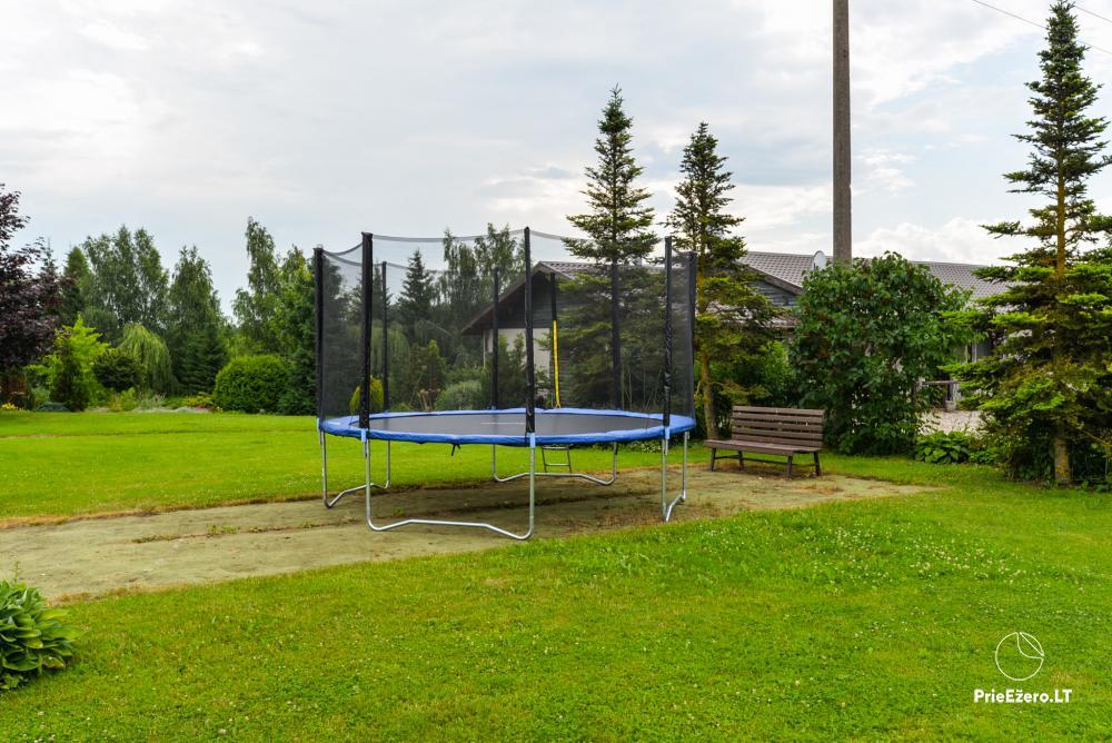 Wieś zagroda Onupis w rejonie Kowienskim - 9