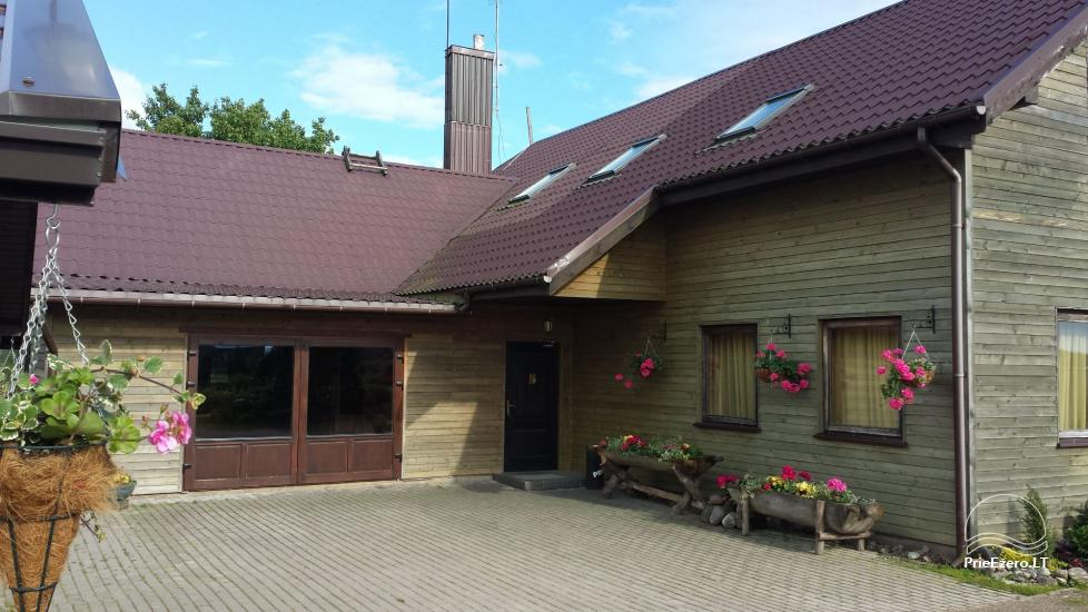 Countryside homestead Onupis in Kaunas district - 3