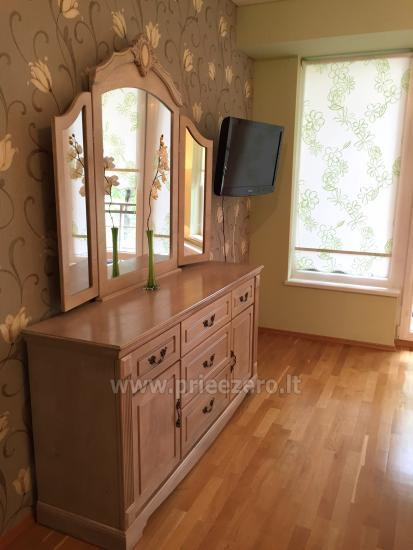 New one and two rooms apartments in the center of Druskininkai - 4