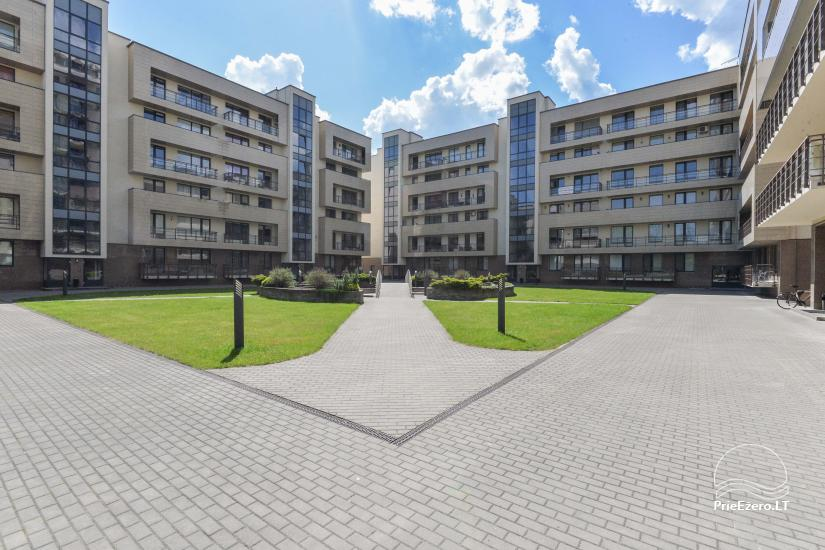 New one and two rooms apartments in the center of Druskininkai - 5