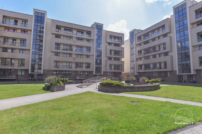 New one and two rooms apartments in the center of Druskininkai - 6