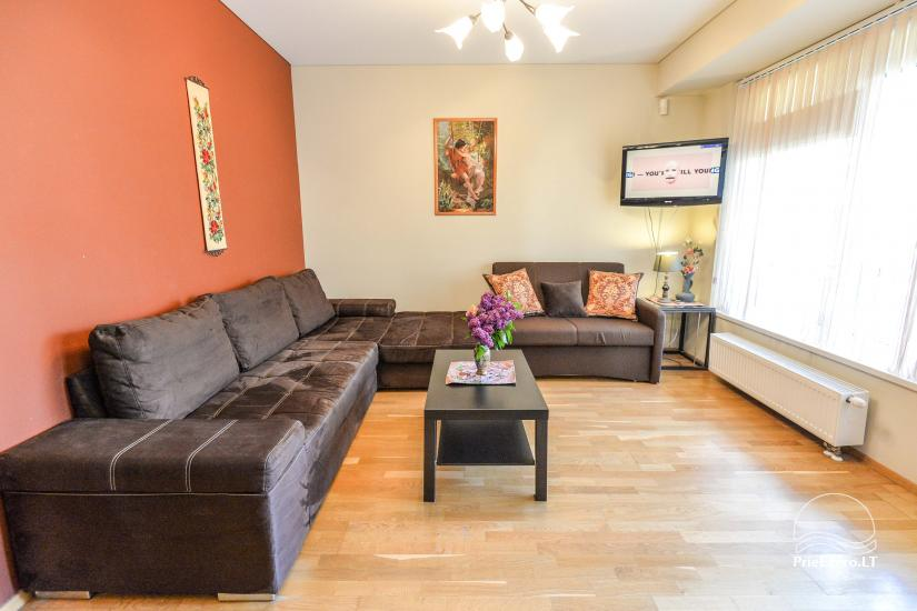 New one and two rooms apartments in the center of Druskininkai - 9