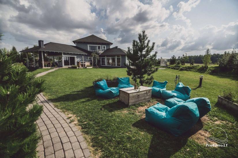 Villa 9Vėjai in Kaunas district for events, seminars - 3