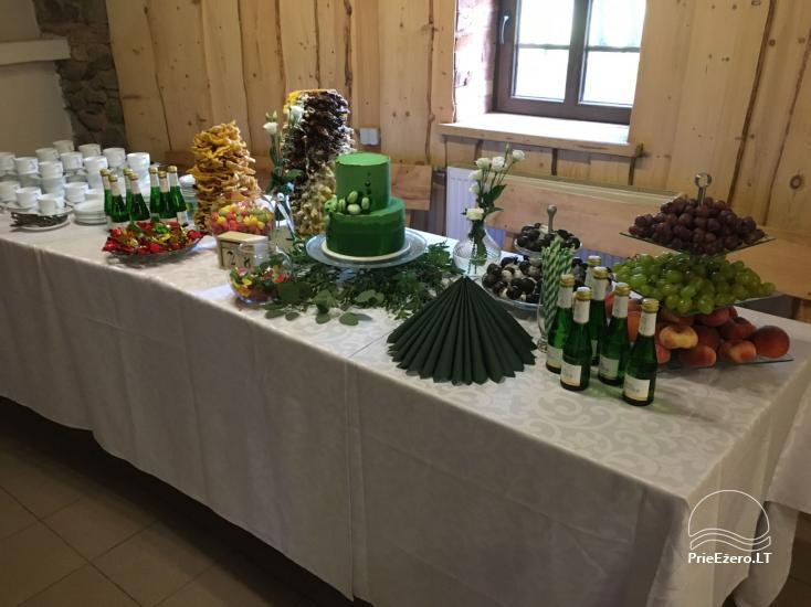 A place for your celebration!- countryside homestead Vilosiai - 10
