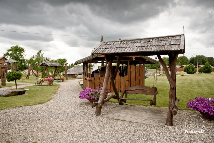 A place for your celebration!- countryside homestead Vilosiai - 11