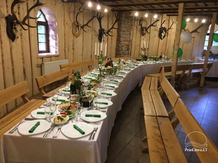 Место для вашего праздника!- сельская усадьба Vilosiai - 4