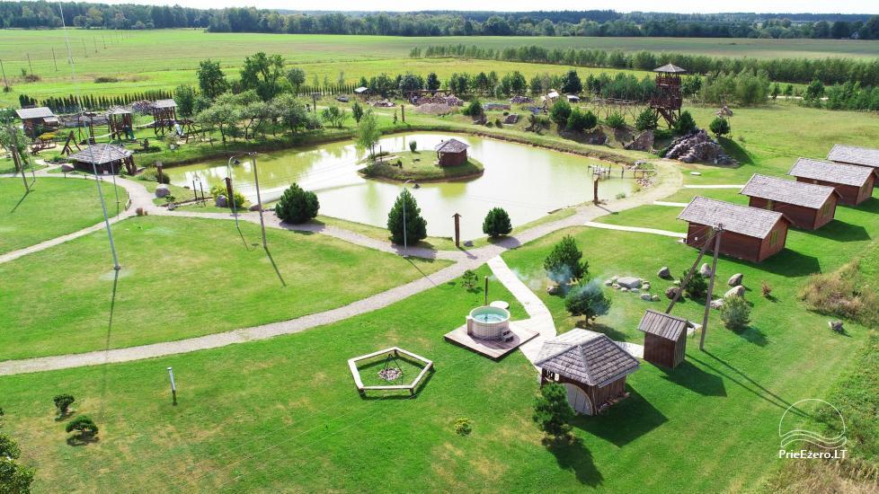 Место для вашего праздника!- сельская усадьба Vilosiai - 12