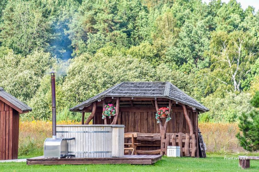 Место для вашего праздника!- сельская усадьба Vilosiai - 13