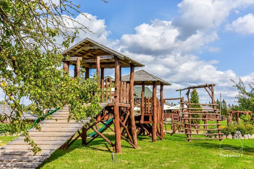 Место для вашего праздника!- сельская усадьба Vilosiai - 15