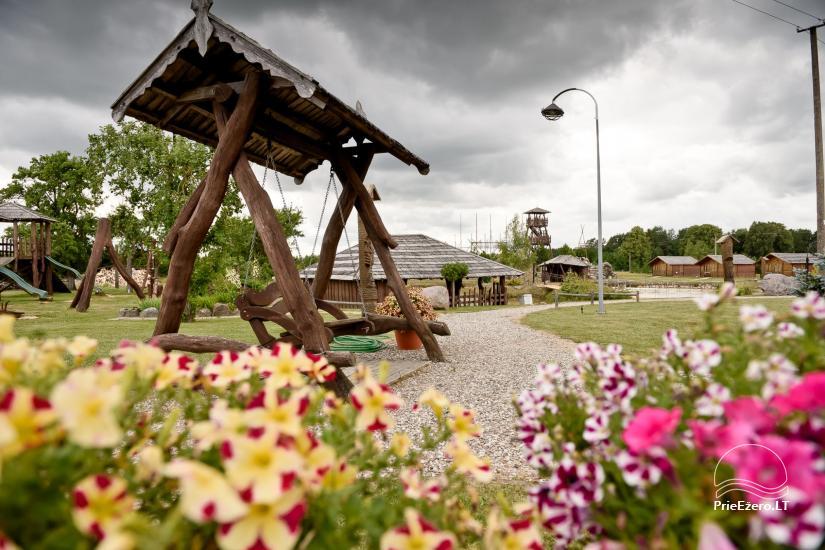 Место для вашего праздника!- сельская усадьба Vilosiai - 16