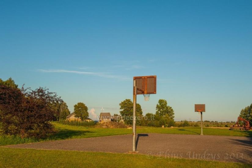 Countryside homestead Akmenyne in Lithuania, Klaipeda region - 6