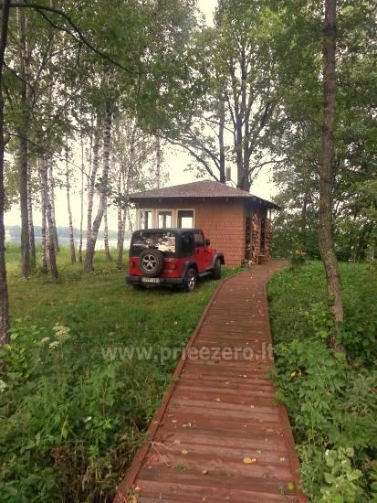 Small house and campsite for rent in Utena district - 10
