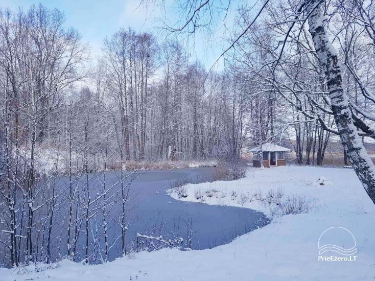 Kleines Haus und Campingplatz zu mieten in Utena Bezirk - 4