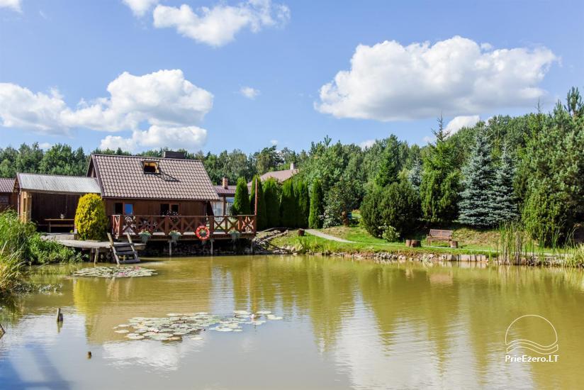 Countryside tourism homestead ILGAS KIEMAS - 34