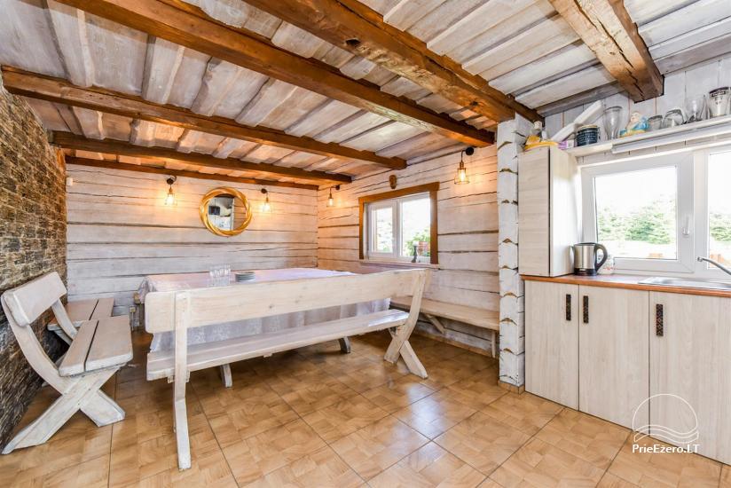 Countryside tourism homestead ILGAS KIEMAS - 36