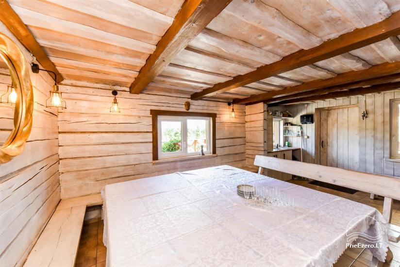 Countryside tourism homestead ILGAS KIEMAS - 37